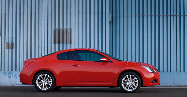 Nissan Pulls Plug On Altima Coupe Wardsauto