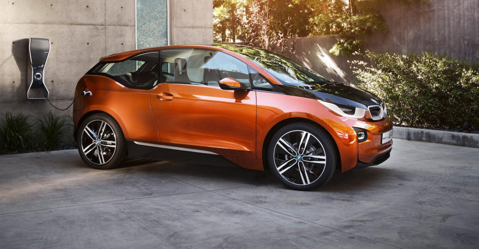 Bmw I3 Ev Could Cost 600 A Month To Lease