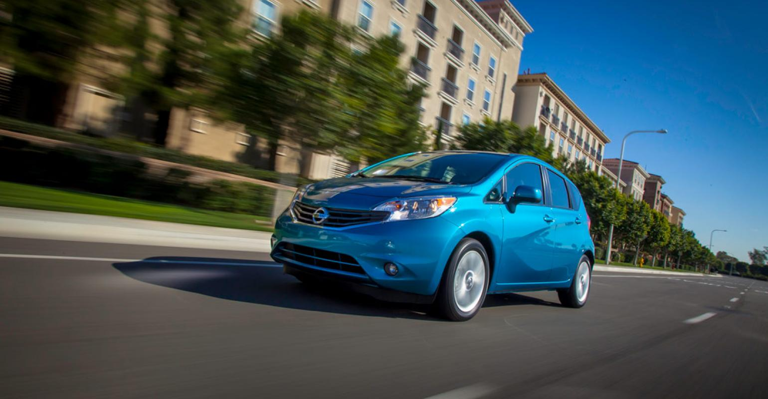 nissan versa note offers affordability with little sacrifice | wardsauto