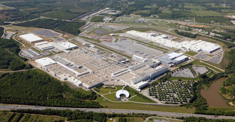 BMW Plant Spartanburg >> Spartanburg Plant Anchors Bmw S Growing Range Of Cuvs