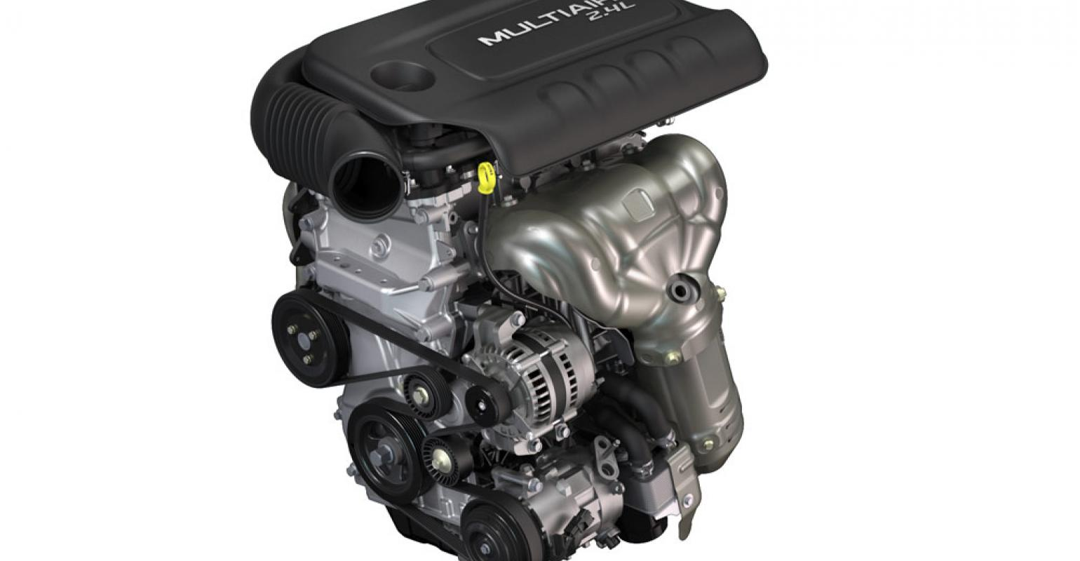 Chrysler S New Multiair Ii Engine Put To Test Wardsauto