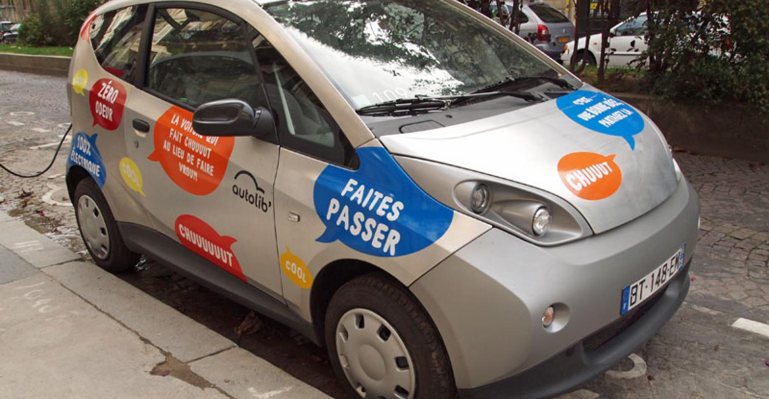 Renault to Tie With Bollore on EVs, Car Sharing | WardsAuto