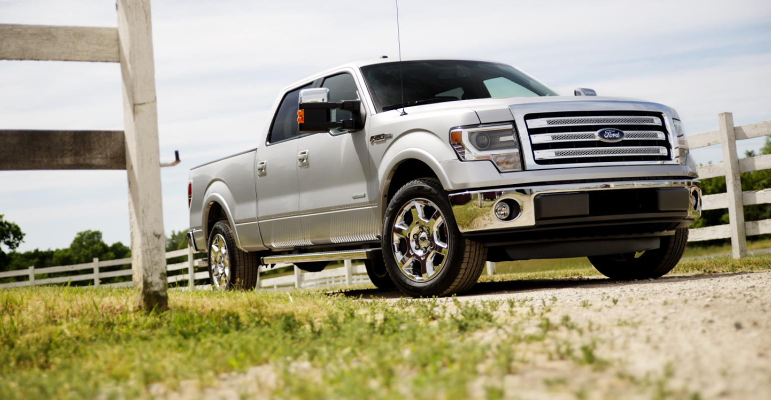 Ford f150 lassos most buyers in september