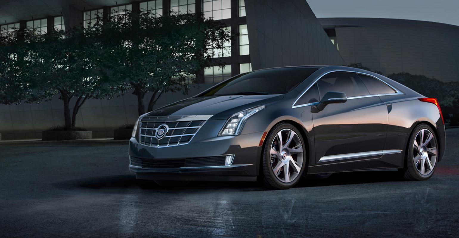 Gm Prices Cadillac Elr Electric Vehicle At 75 995