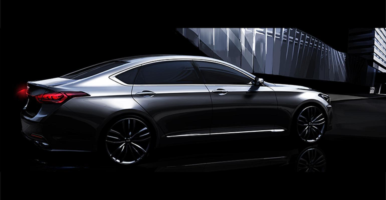 Hyundai Genesis To Offer Worldu0027s First Interior CO2 Monitor