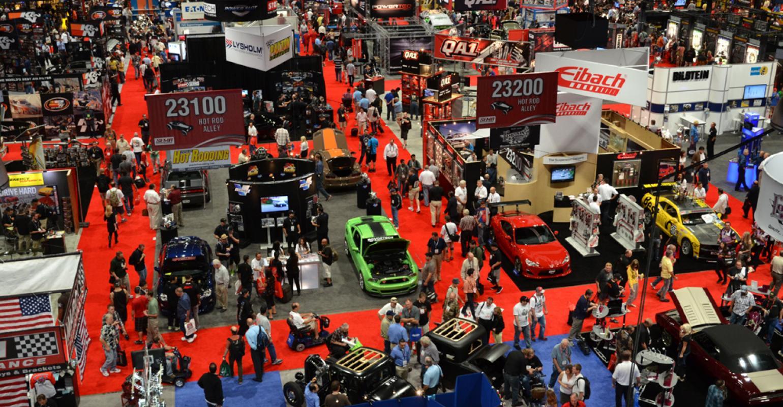 SEMA Show Grows From Quick-See Expo to Auto Extravaganza   WardsAuto