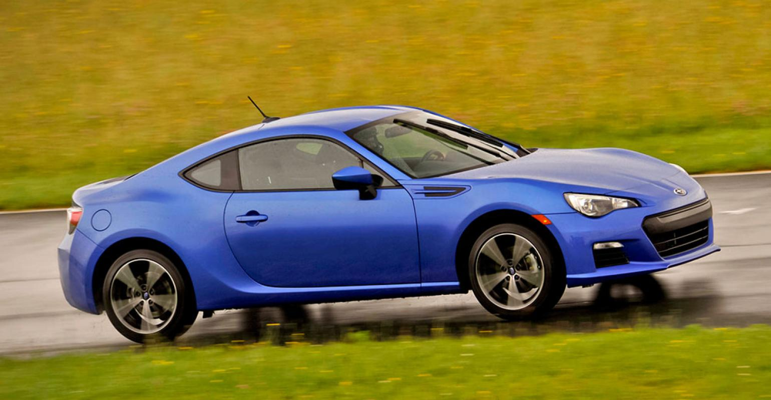 Subaru Brz Scion Fr S Rise This Year Outpace Predecessors