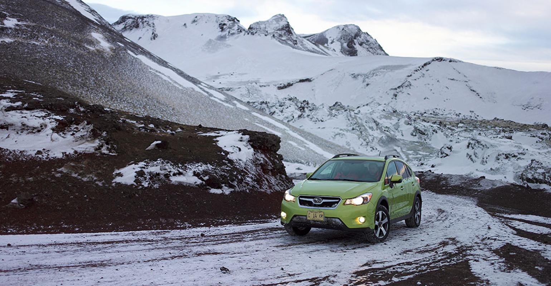 XV Crosstrek Impressive Hybrid Entrance for Subaru | WardsAuto