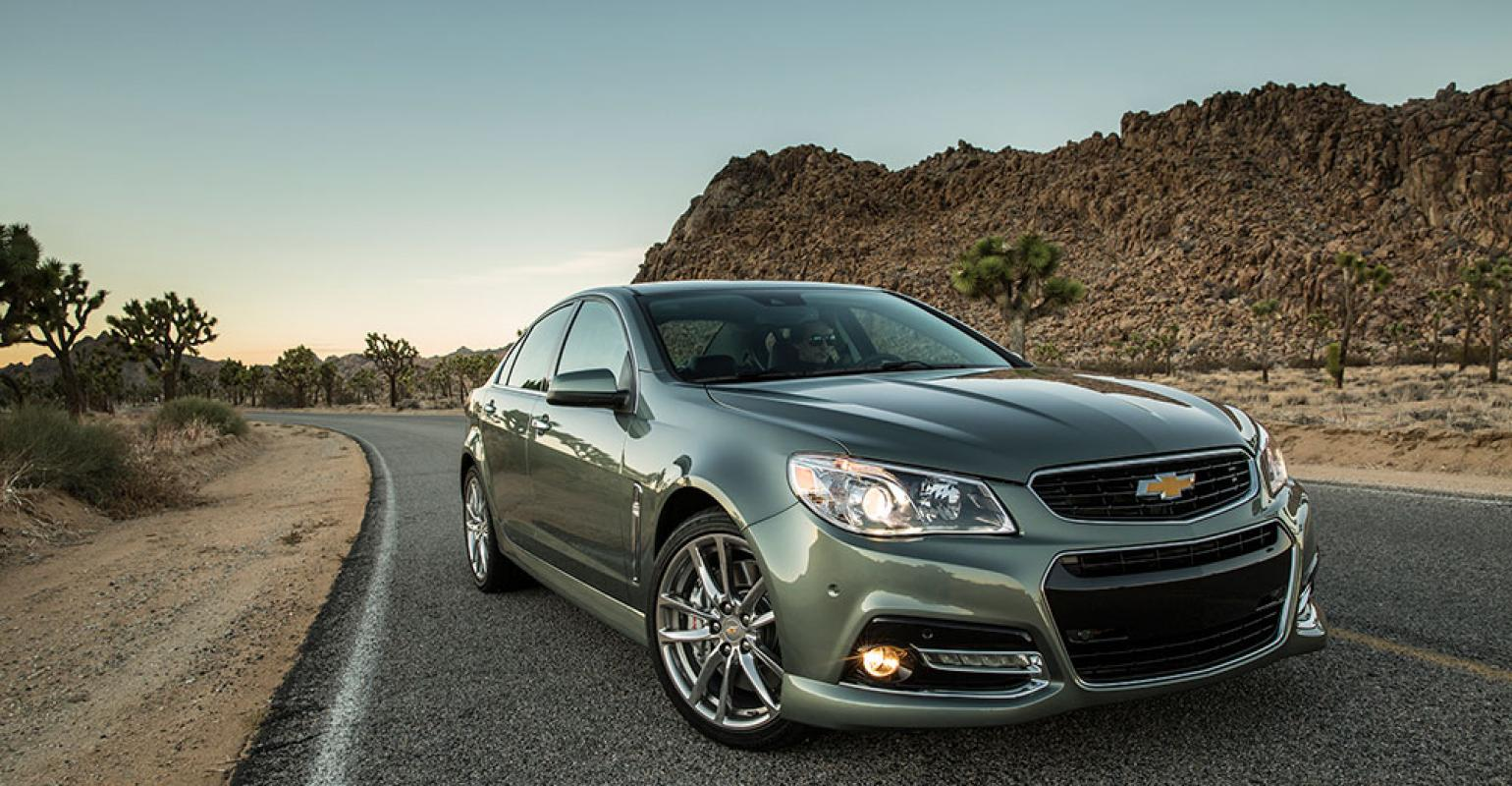 Ful But Pricey 14 Chevy Ss Deserves Fighting Chance