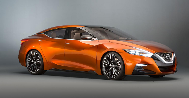Sport Sedan Concept Hints At New Nissan Design Language