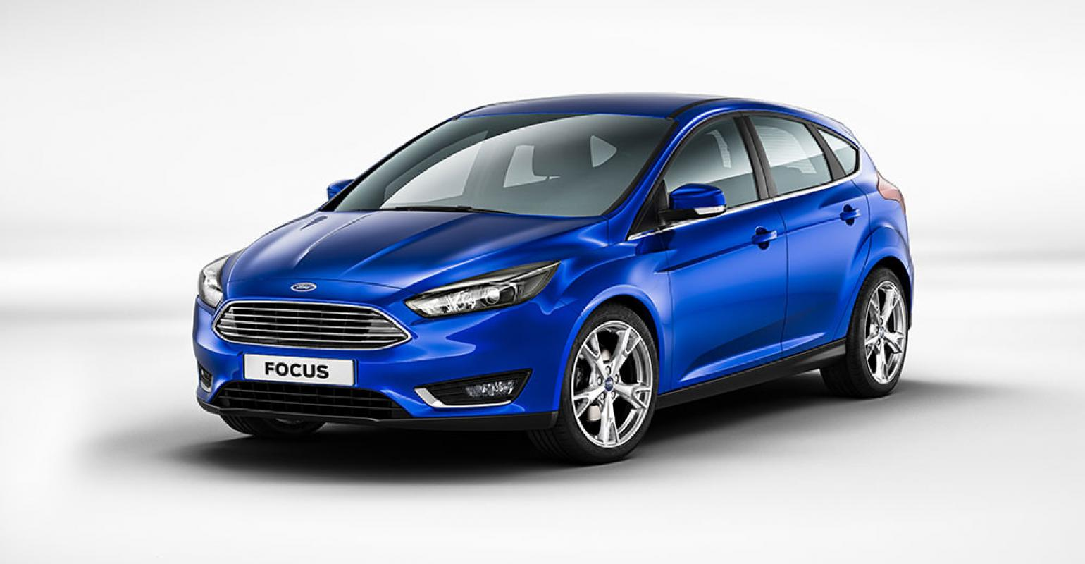 Ford Focus Gets Facelift New Engine Wardsauto