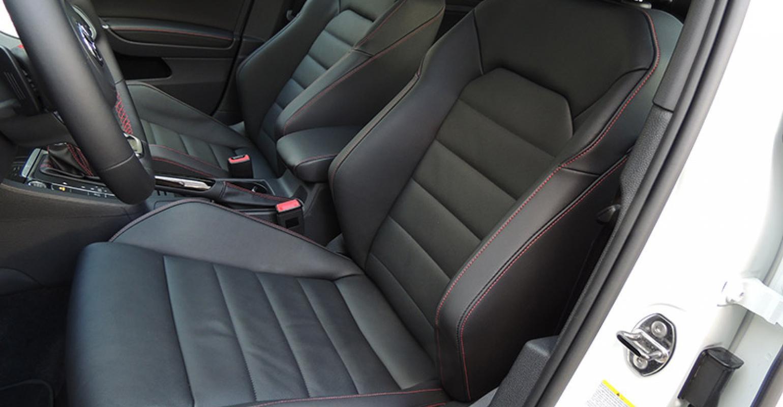 Volkswagen GTI Interior Detail Driven