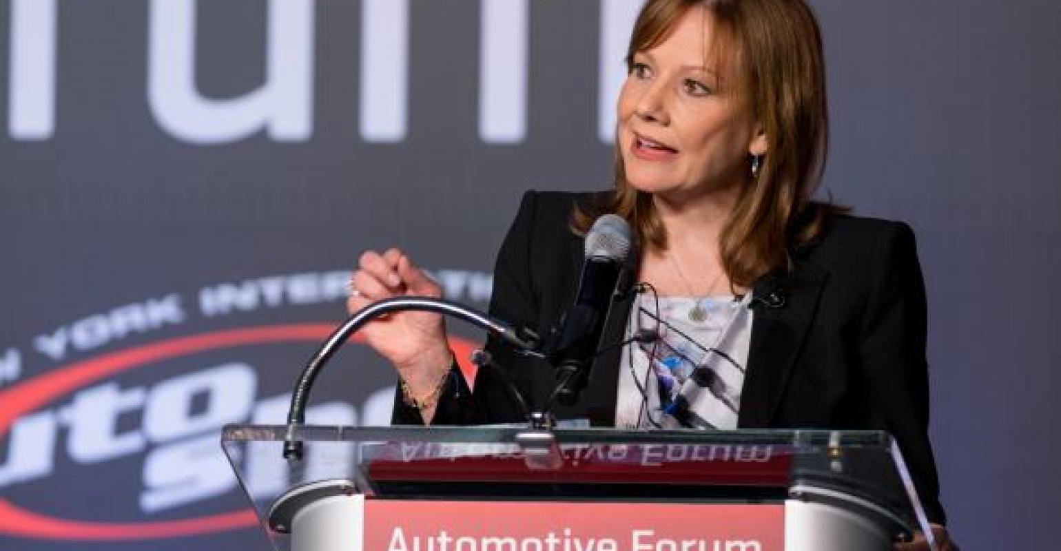 GM CEO Mary Barra said 2014 recall crisis changed her leadership style GM CEO Mary Barra said 2014 recall crisis changed her leadership style new foto