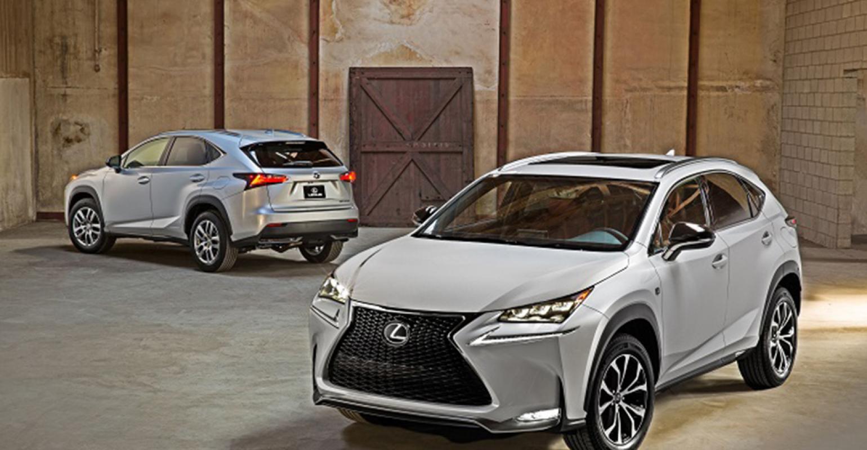 Lexus Nx U S Bound With Turbo Hybrid Variants