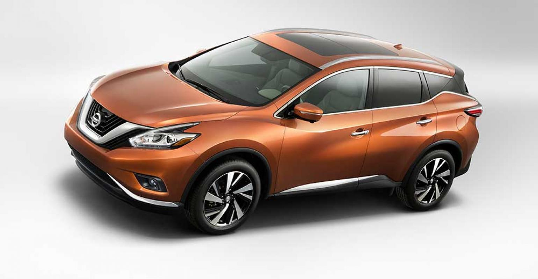 Murano Production Launch Leads Nissanu0027s U.S. Agenda