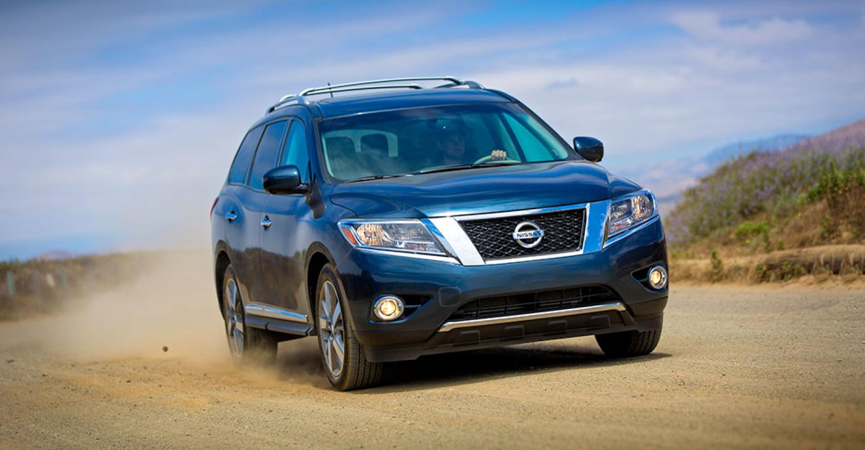Nissan Says Making Progress on Remedying Pathfinder Judder