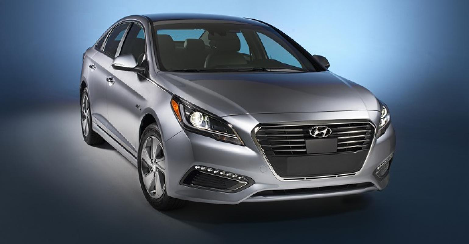 Sonata Plugin Hybrid On In Select Us Markets Later This Year