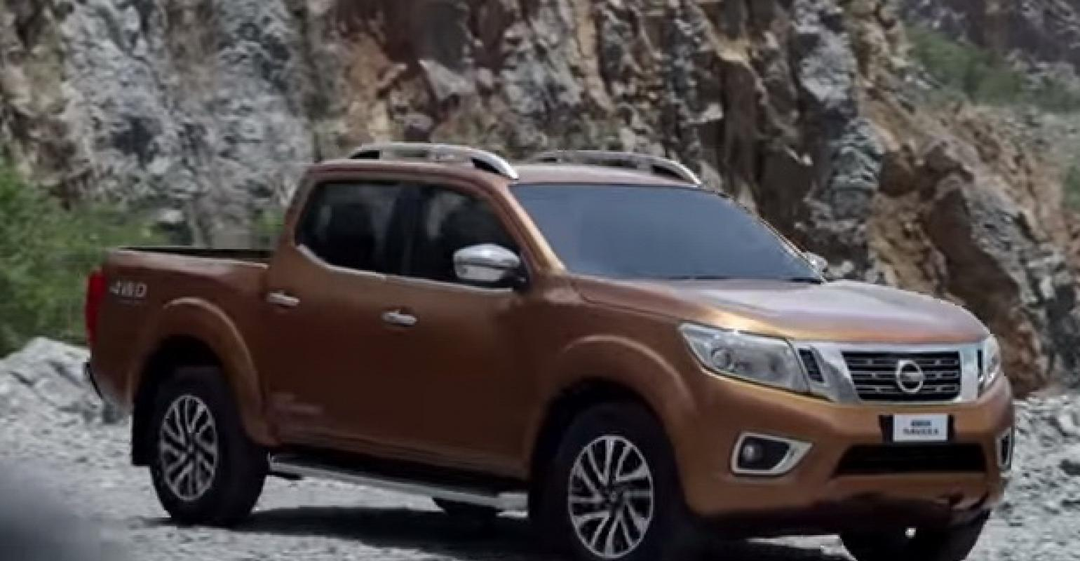Three Versions Of Spanish Built Nissan Pickup Planned For Daimler