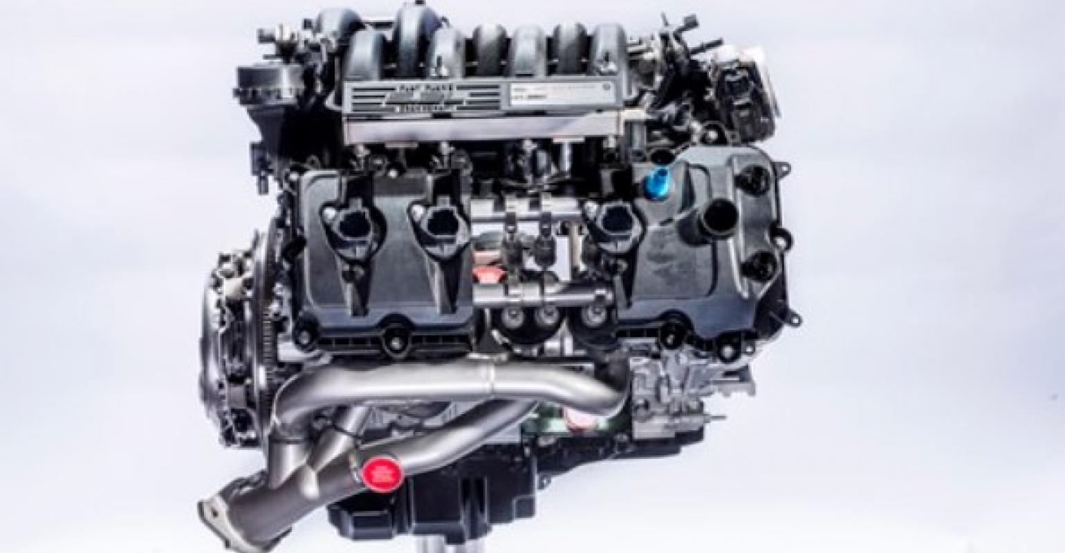 Ford gt350 5 2l a road map for future engines
