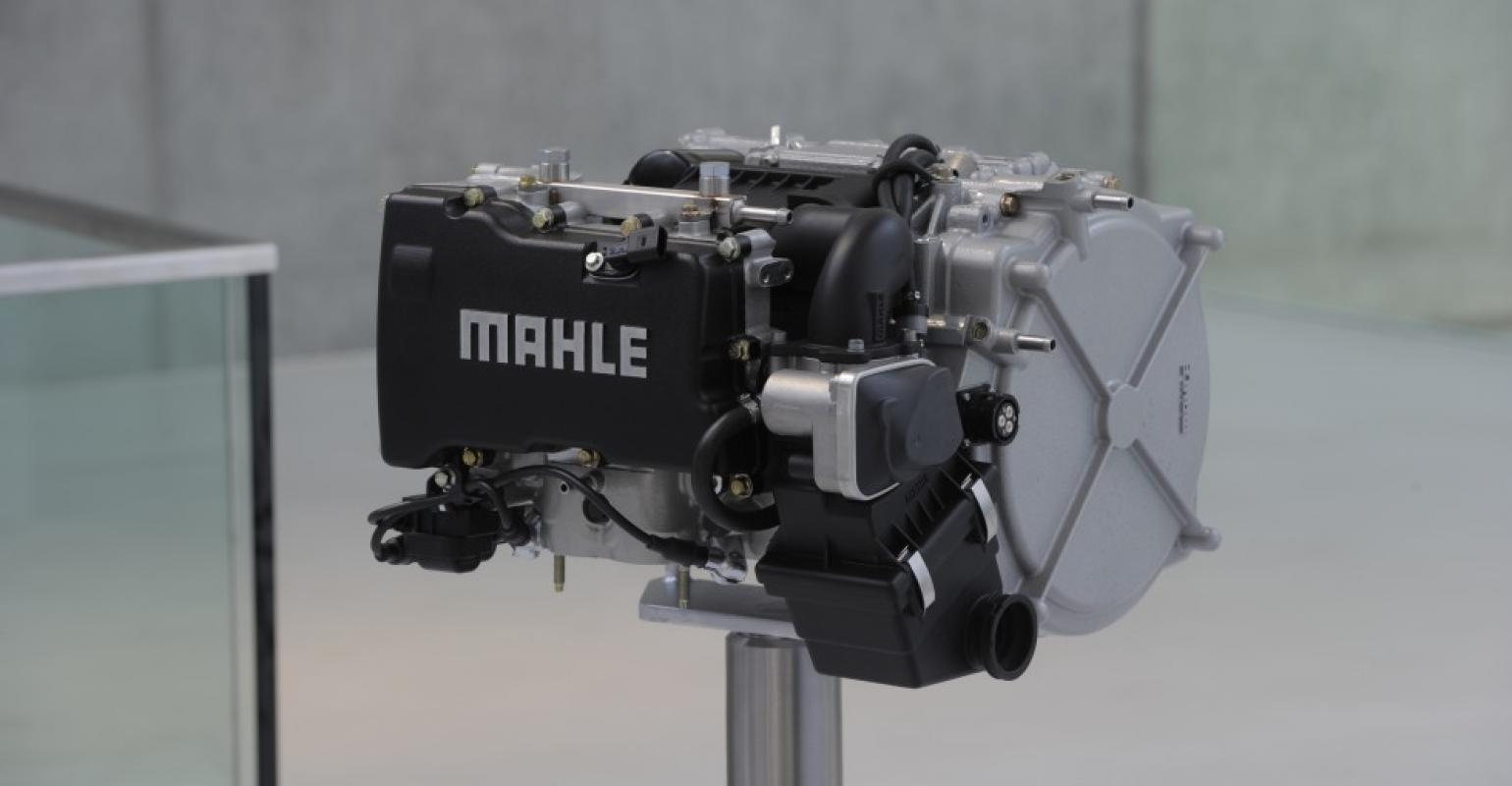 Mahle Range Extender Engine Takes Cues From Gps