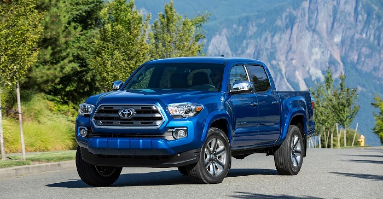 New Tacoma Shines Off Road But Not A Slam Dunk Truck Wardsauto