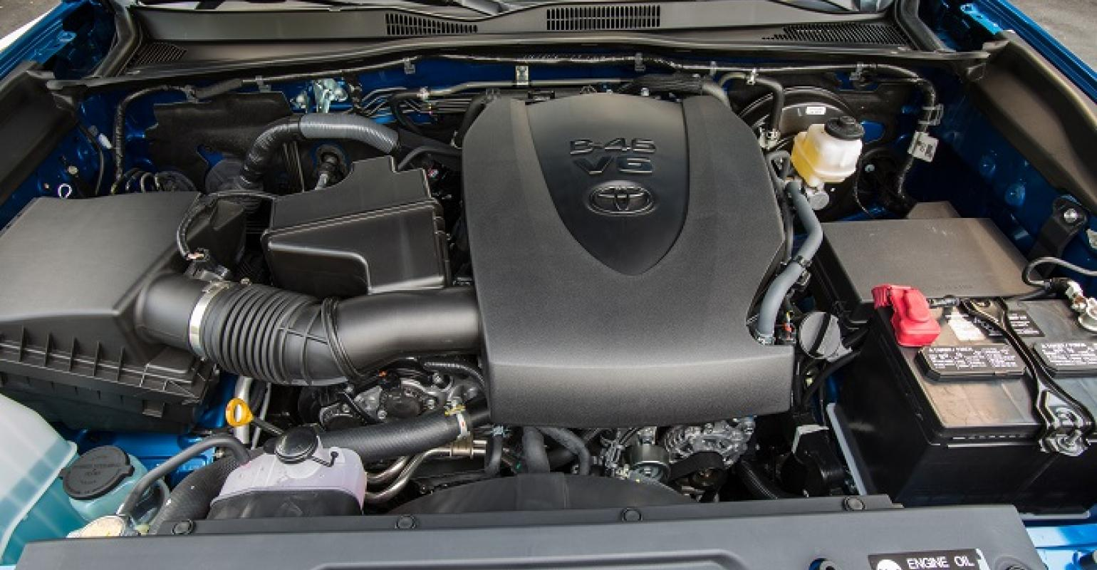 toyota advances d4s with self cleaning feature on tacoma For a Dodge Charger 3.5L V6 Engine