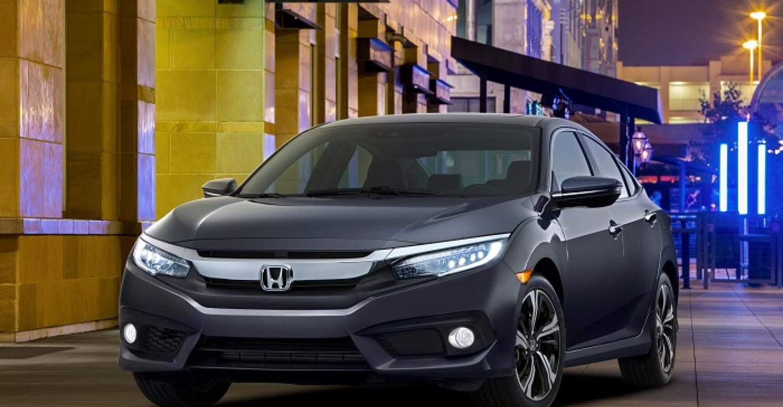 Honda Benchmarks Germans for 10th-Gen Civic Sedan