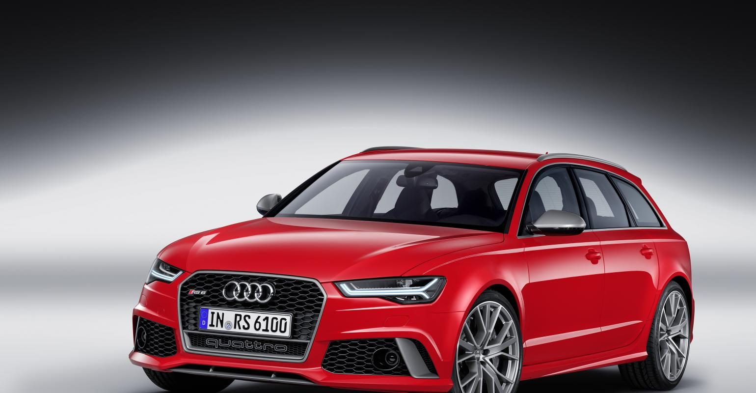 Audi Rs6 Avant Gets Even More With Performance Model