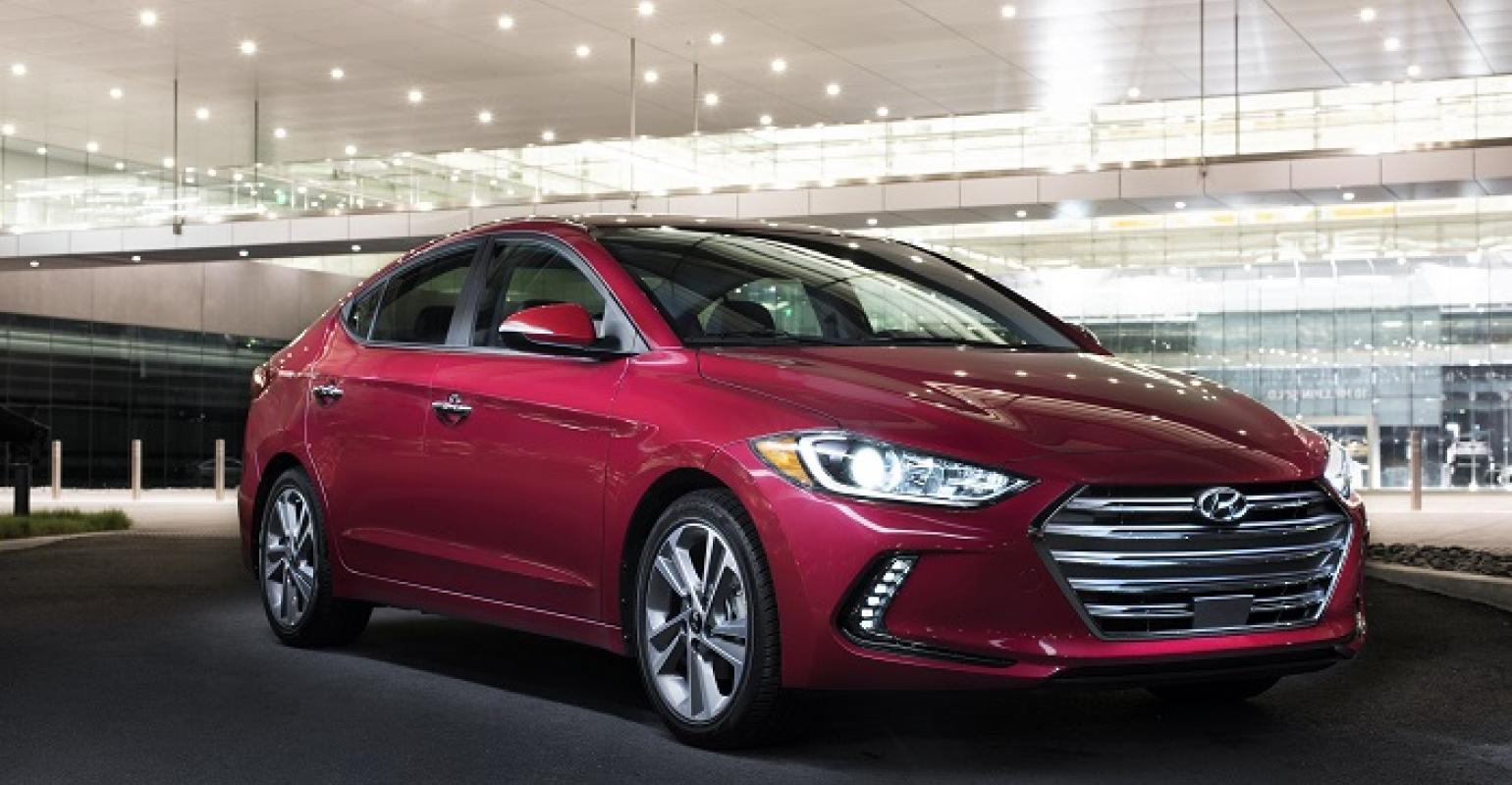 rsquo17 Elantra sedan SE Limited grades on sale in US in January. '