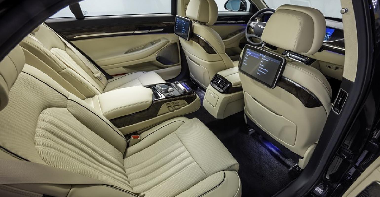 Hyundai Genesis Brand G90 Makes U S Debut