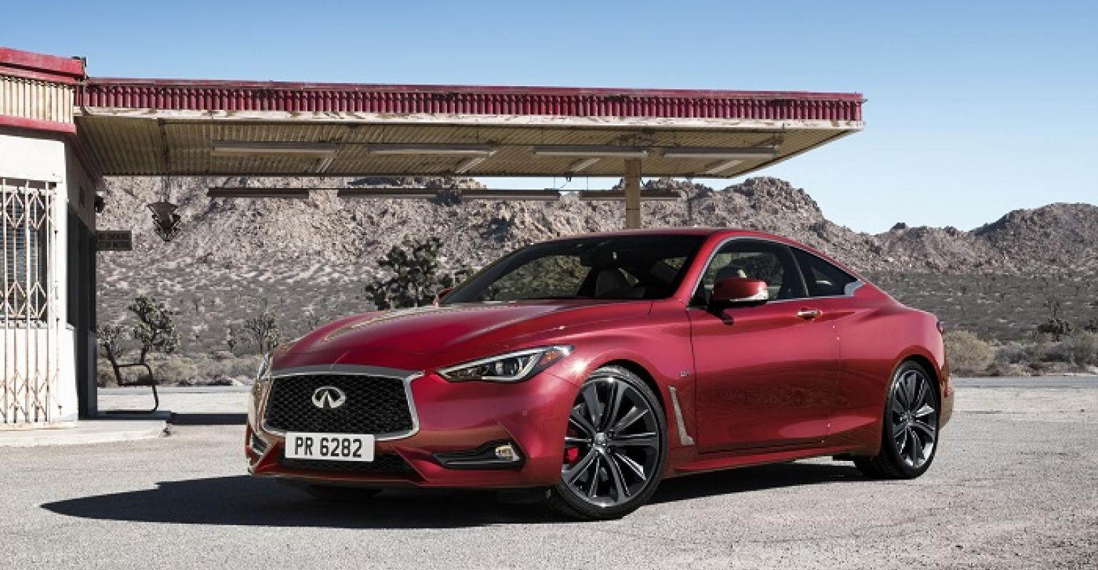 Rsquo17 Infiniti Q60 Coupe On Late Summer In Us