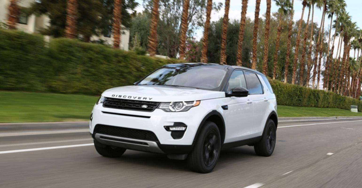 Land roverrsquos allnew discovery sport powered brand to huge increase in 2015