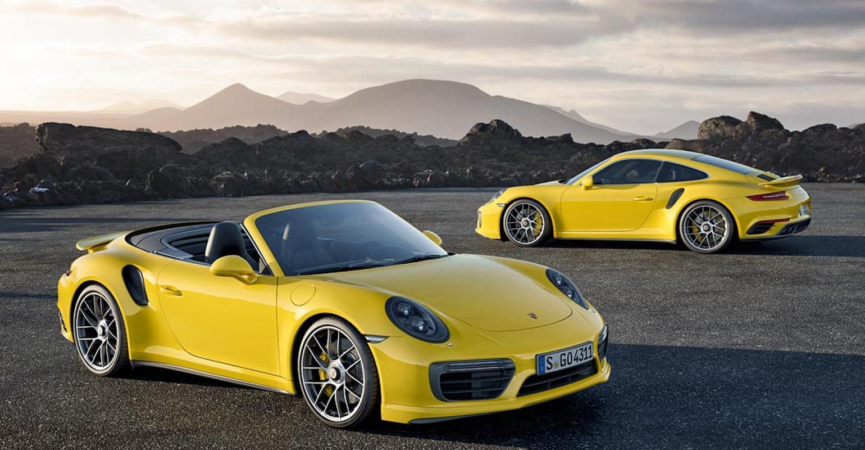 Porsche Dials Up Top Of Line 911 Turbos Numbers