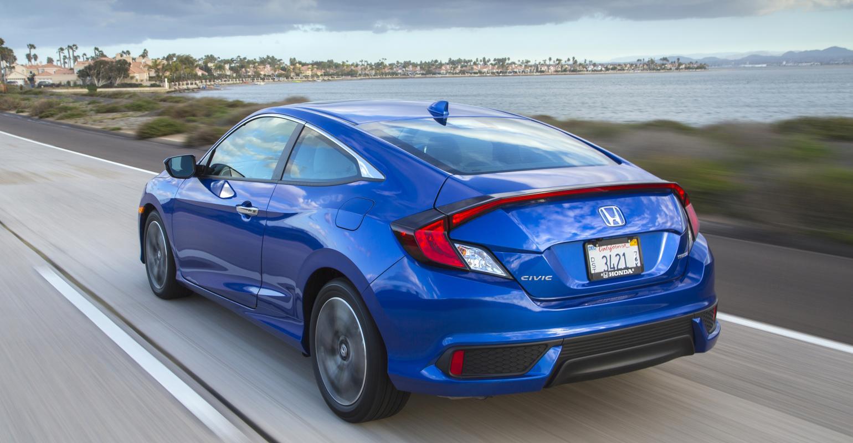 Honda's Civic Disobedience: Bucking U S  Coupe Market Trend