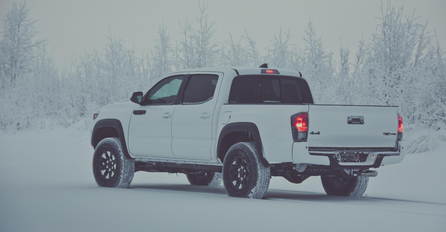 Toyota Adds To New Tacoma S Off Road Credentials With Trd Pro Model