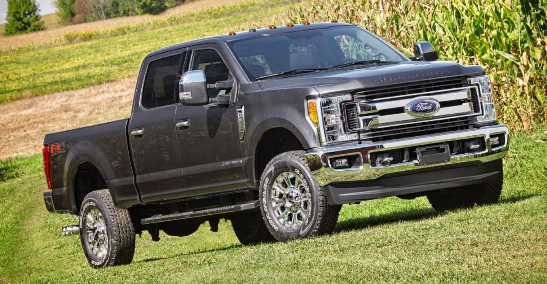 Big Ford Trucks >> Big Trucks Dominate List Of Long Lasting Vehicles Wardsauto