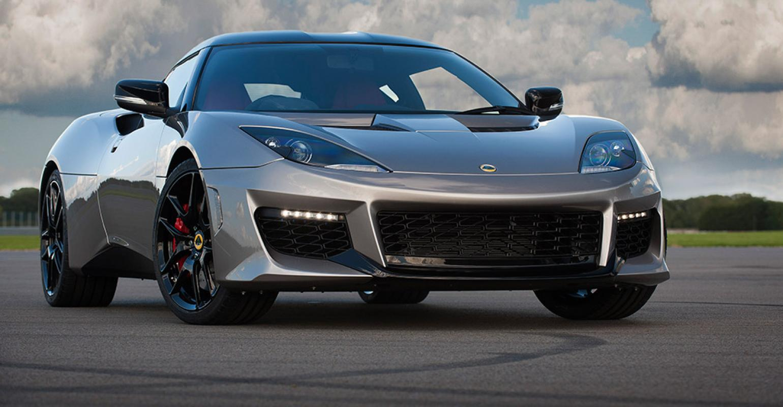 Charming Proton Launches Lotus Evora 400 Halo Car