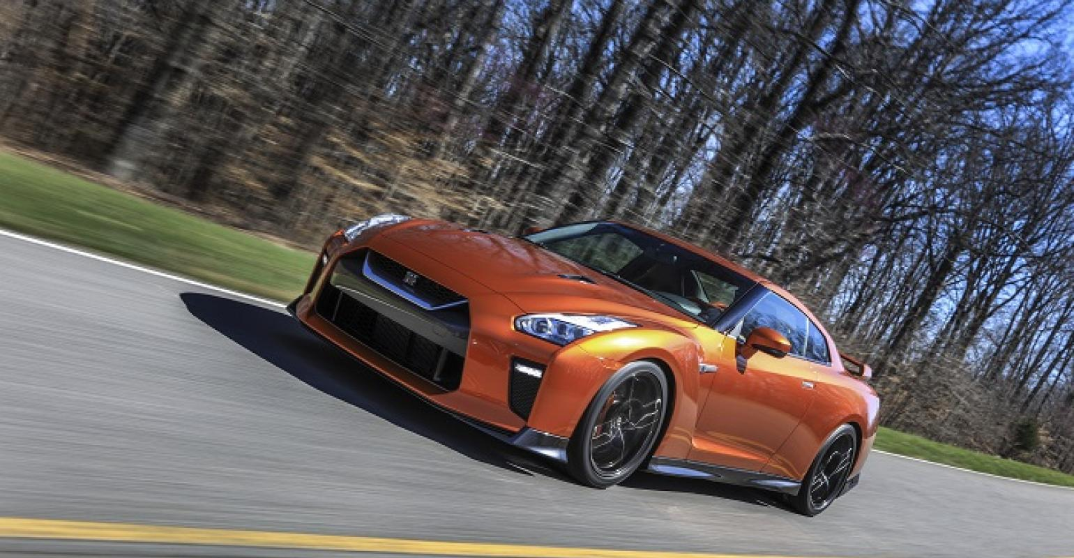 Nissan Takes Wraps Off New More Ful Gt R