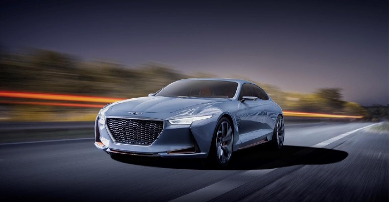 Hyundai Gives Glimpse Of Future Genesis Direction Wardsauto