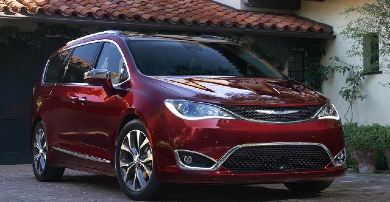 Chrysler Touts Pacifica S Fuel Economy Gains
