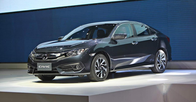 New Civic Reflects Honda S Commitment To Thailand Wardsauto