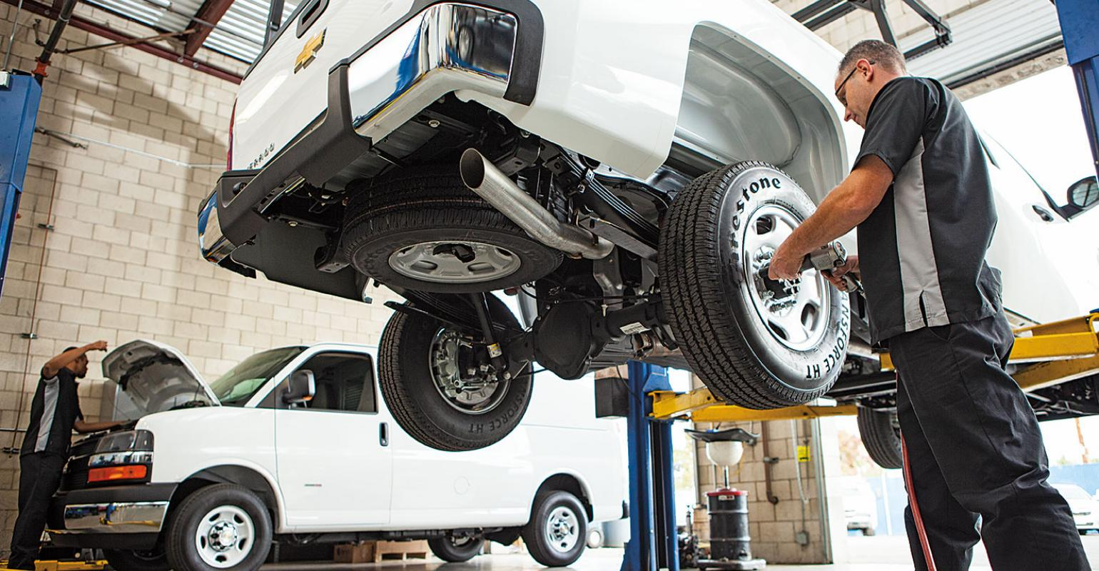 Auto Dealerships Offer Loans for Repair Work