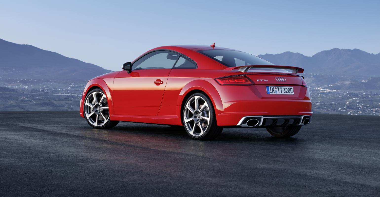 Audi TT RS Unleashes Turbocharged Terror WardsAuto - New audi tt