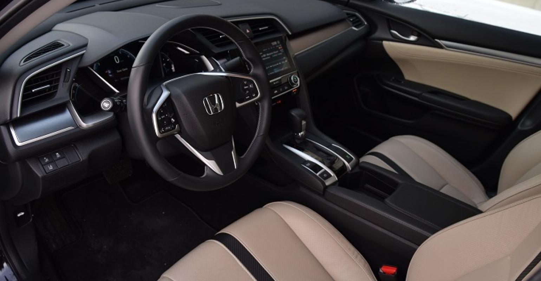 Honda Civic Interior Redemption