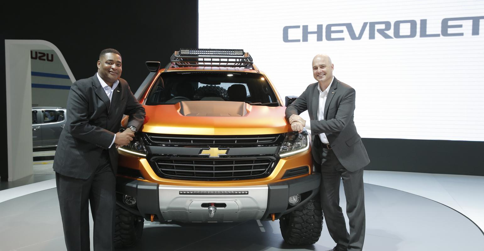 General Motors Pickups SUVs Lead Charge In ASEAN Region WardsAuto - American heritage car show