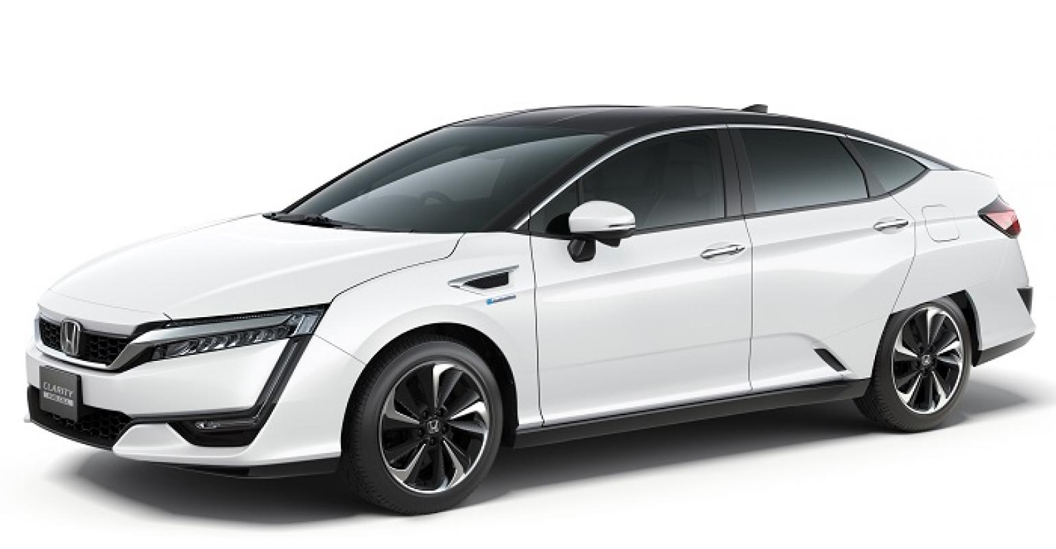 Clarity Fuelcell Car On Late 2016 Ev Phev Due 2017