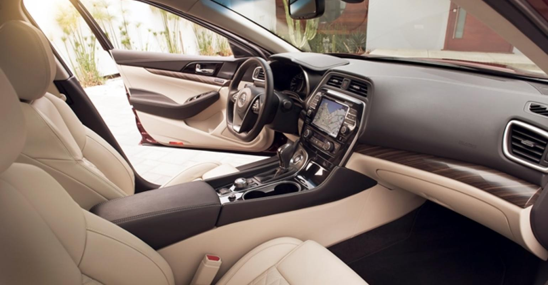 2016 Maxima Interior >> Wards 10 Best Interiors Nissan Maxima Inspired By Jets Wardsauto