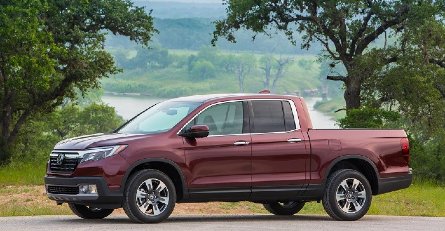 Honda Looks To Meet Maintain Ridgeline S Record