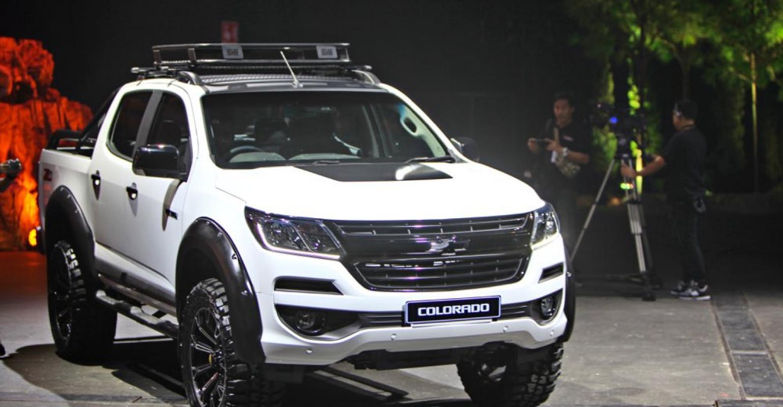 GM Thailand | New Chevrolet Colorado Aimed Upmarket | WardsAuto