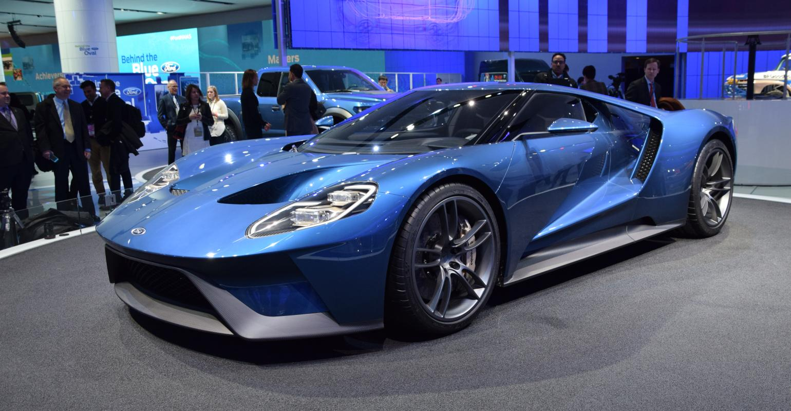 Corningrsquos Gorilla Glass Already Used In Ford Gt Key Material In New Auto Glass